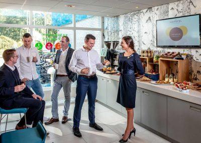 Novotel Eindhoven Take a Break met gasten